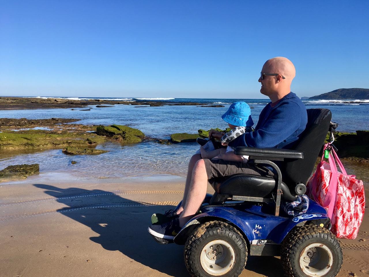 Dad Life (As A Wheely)
