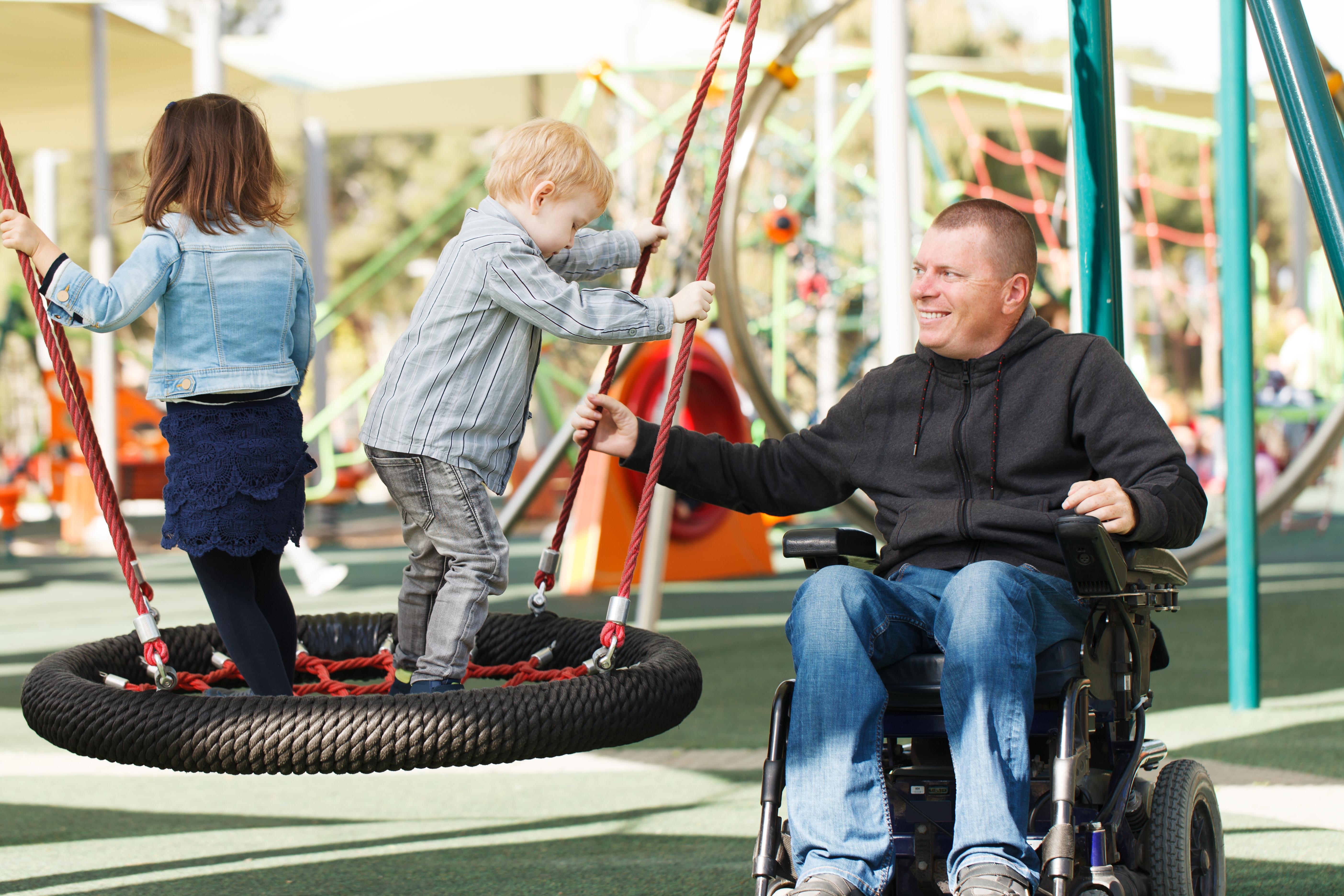 powered-wheelchair